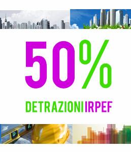 Detrazioni fiscali edilizia agevolazioni - Esempio calcolo detrazione 50 ristrutturazioni ...