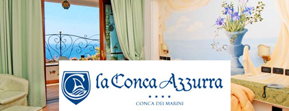 Impresa Edile per La Conca Azzurra Hotel in Costiera Amalfitana