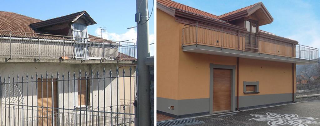 Ristrutturazione Casa - Esempio ristrutturazione villetta privata - Impresa Edile A.M.C.N. Costruzioni